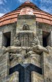 Monumento à revolução mexicana foto de stock royalty free