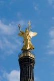 Monumento à vitória, Berlim imagem de stock