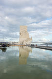 Monumento às descobertas Fotografia de Stock
