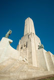 Monumento ένα bandera Λα Στοκ Εικόνες