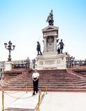 Monumento ένα Los Heroes de Iquique Στοκ Εικόνες