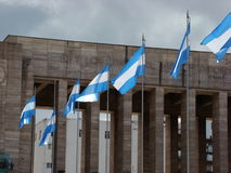 monumento Λα bandera 5 Στοκ Εικόνα