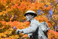 Monumento 1 de la guerra Imagen de archivo