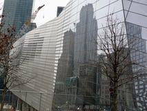 9/11 monumento Foto de archivo libre de regalías