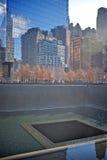 9/11 monumento Fotografía de archivo libre de regalías