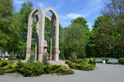 monumento Fotografie Stock