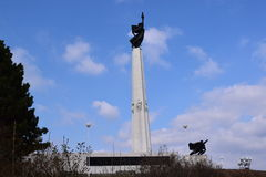 monumento Foto de Stock Royalty Free