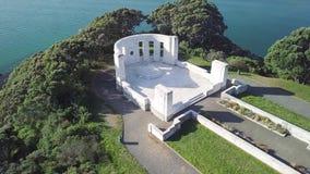 monumento aéreo Wellington de 4k Massey almacen de video