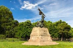 Monumento ai caduti del VIII Agosto 1848 in Bologna, Italy Royalty Free Stock Images