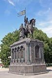 Monumento al battista di terra Vladimir in Russia Immagini Stock