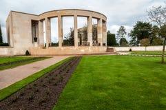 Monumento al caido en Normandía Imágenes de archivo libres de regalías