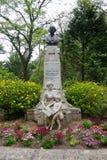 Monumento al Dr. Gregório Rafael da Silva de Almeida Imagenes de archivo