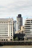 Monumento al grande fuoco di Londra, Inghilterra, Regno Unito immagini stock libere da diritti