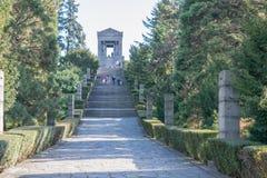 Monumento al héroe desconocido Imagen de archivo