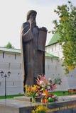 Monumento al san Sergius Fotografia Stock