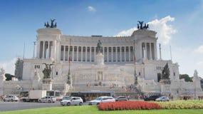 Monumento al soldato sconosciuto a Roma fotografia stock