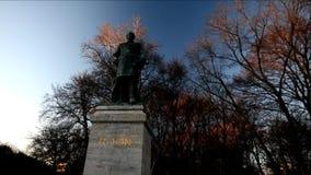 Monumento a Albrecht von Roon en la popa de Grosse en Berlín 2016, Alemania