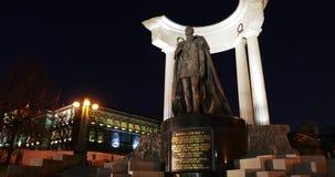 Monumento a Alexander il secondo video d archivio