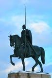 Monumento a Alexander Nevsky em St Petersburg, Rússia Imagens de Stock
