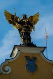 Monumento all'arcangelo Michael Immagini Stock Libere da Diritti