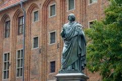 Monumento all'astronomo Immagine Stock