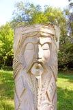 Monumento alla riserva storica e culturale Busha, Ucraina Immagini Stock Libere da Diritti