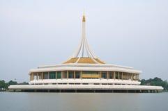 Monumento alla sosta pubblica, Suanluang Rama 9 Immagine Stock Libera da Diritti