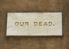 Monumento americano da guerra civil foto de stock royalty free