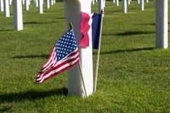 Monumento americano de la guerra Foto de archivo