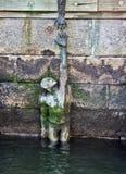 Monumento americano del €™ de Marinersâ del comerciante Fotografía de archivo libre de regalías