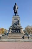 Monumento ao almirante Nakhimov Imagem de Stock Royalty Free