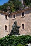 Monumento ao bispo Pere Joan Campins foto de stock royalty free