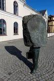 Monumento ao burocrata desconhecido Fotos de Stock Royalty Free