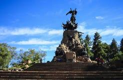 Monumento ao libertador san Martin Foto de Stock Royalty Free