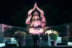 Monumento ao monge-mártir. Ho Chi Minh City Foto de Stock