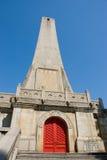 Monumento ao Sun Yat-sen imagem de stock