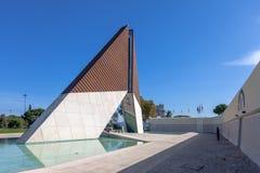 Monumento aos Combatentes do Ultramar. Stock Images