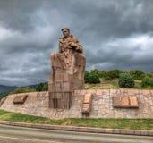 Monumento aos marinheiros da revolução fotos de stock royalty free
