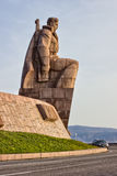 Monumento aos marinheiros da revolução Foto de Stock