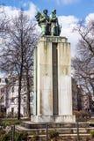 Monumento aos soldados soviéticos Fotos de Stock