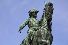 Monumento austríaco Fotografía de archivo libre de regalías