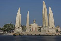 Monumento Bangkok di democrazia fotografia stock libera da diritti