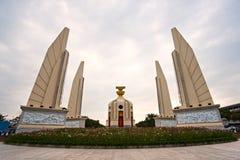 Monumento Bangkok, Tailandia di democrazia. Fotografie Stock Libere da Diritti