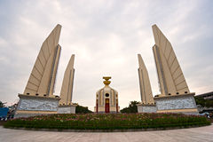 Monumento Banguecoque da democracia, Tailândia. Fotos de Stock Royalty Free