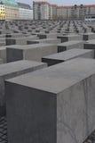 Monumento Berlín del holocausto Fotos de archivo