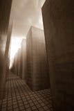 Monumento Berlín del holocausto Foto de archivo