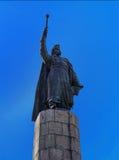 Monumento a Bohdan Khmelnitsky fotografia stock
