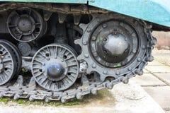 Monumento-carro armato IS-3M Fotografie Stock