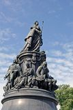 Monumento a Catherine II Fotos de Stock