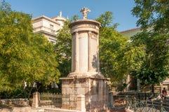 Monumento Choragic de Lysicrates Imagem de Stock Royalty Free